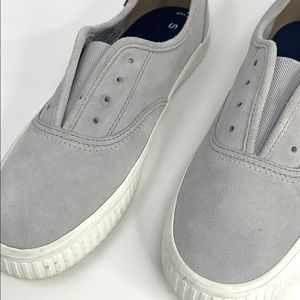 Sperry Shoes - Sperry slip on sneakers gray shoes 7.5